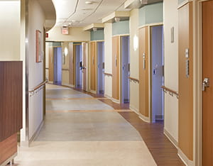 Acrovyn® Corner Guards | Projects