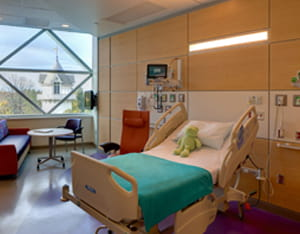 nemours alfred i dupont hospital for children wall panels primary