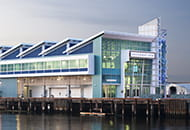 broadway pier cruise terminal port case study