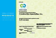 louvers cradle to cradle certified silver certificate