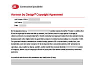 ads abd copyright agreement