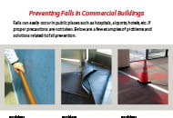 Preventing Falls in Commercial Buildings