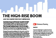 the high rise boom and the competitive first impression