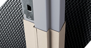 Acrovyn Door Covering Protection Cs