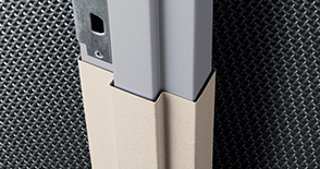 B1 & B2 Door Frame Protectors Acrovyn Door & Frame Protection
