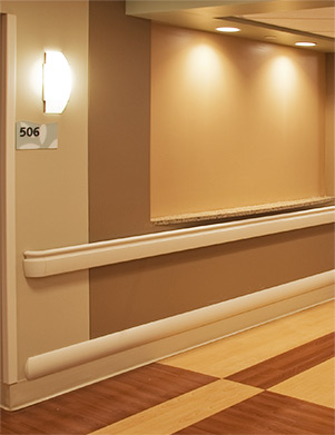Specialty Handrail Options