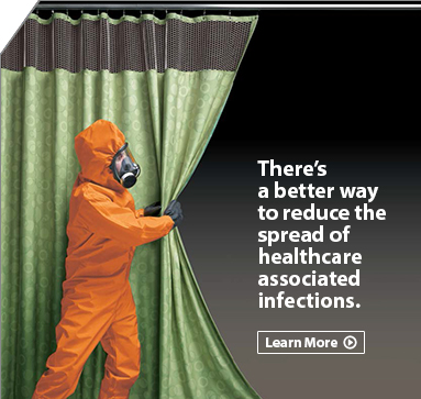 There's a better way to reduce the spread of healthcare associated infections.