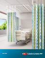 Cubicle Curtains Catalog Cover