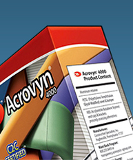 Acrovyn is designed with human health in mind.