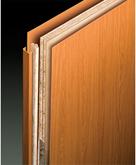 Acrovyn Door Difference