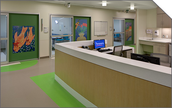 Nemours/Alfred I. duPont Hospital for Children
