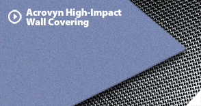 Acrovyn High-Impact Wall Covering