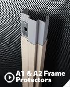 A1 & A2 DOOR FRAME PROTECTORS