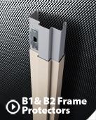 B1 & B2 DOOR FRAM PROTECTORS