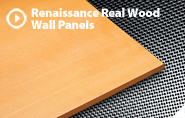 RENAISSANCE REAL WOOD WALL PANELS