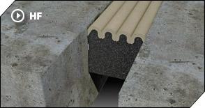 Polyurethane Foam Expansion Joint 1 4 Quot Cs