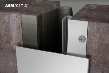 aluminum exterior wall expansion joint 1 4 cs ForExterior Expansion Joint Covers