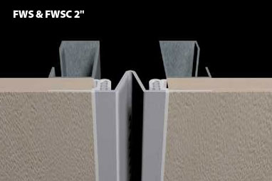 Flush Wall Expansion Joint Cover 2 4 Quot Cs