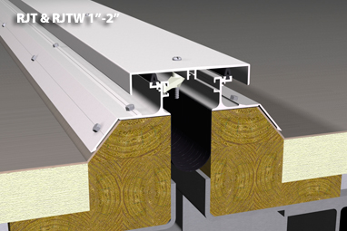 Aluminum Roof Expansion Joint Cs