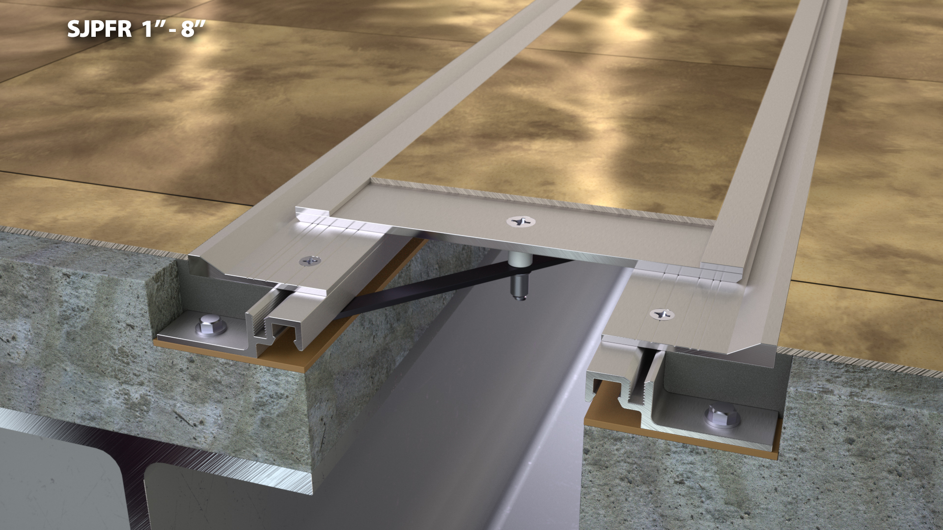 Expansion Joint Covers : Sjpfr sjpfrw cs