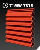 MW-7315 Architectural Louver