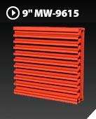 MW-9615 Architectural Louver