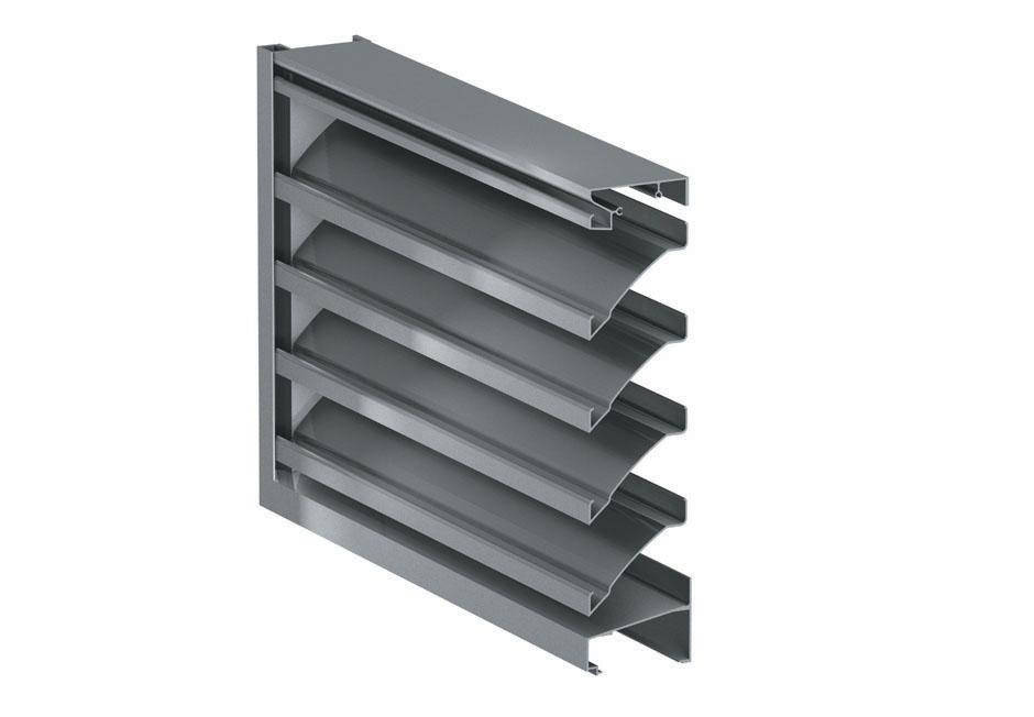 architectural air louvers product selector